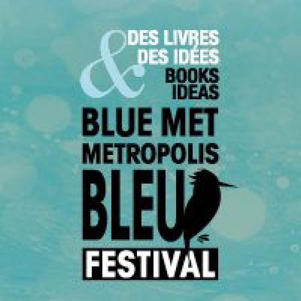 Calendar - Blue Metropolis