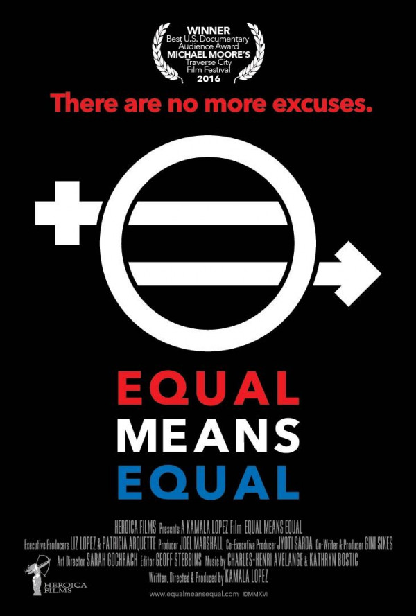 Equal Means Equal CB# 1443